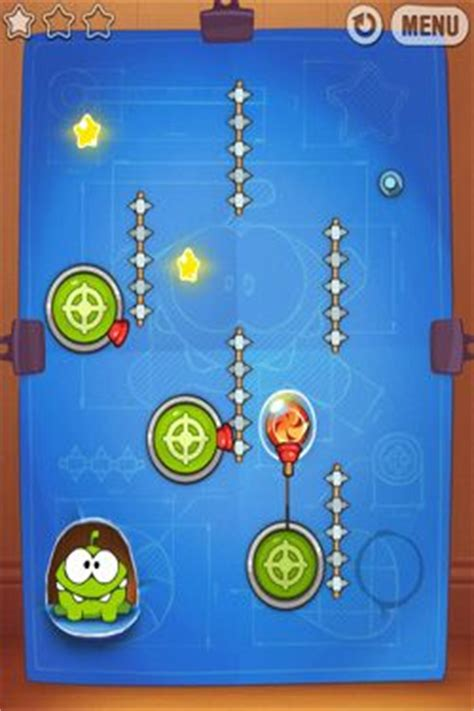 andro gamers: cut the rope: experiments