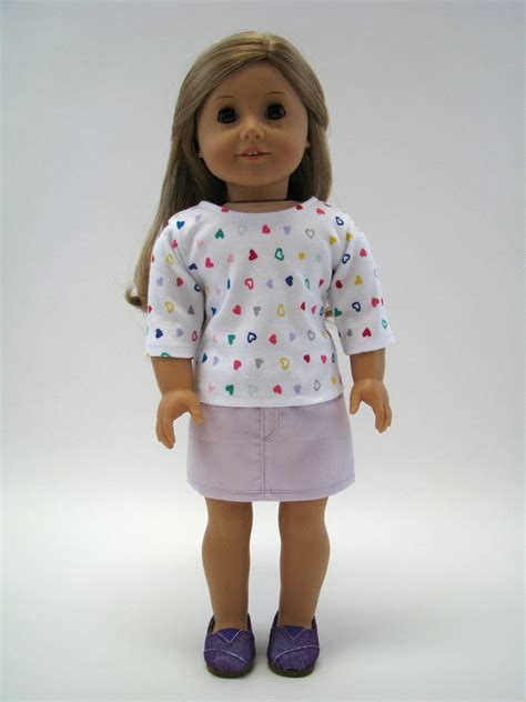 18 inch doll clothes american made doll clothes 18