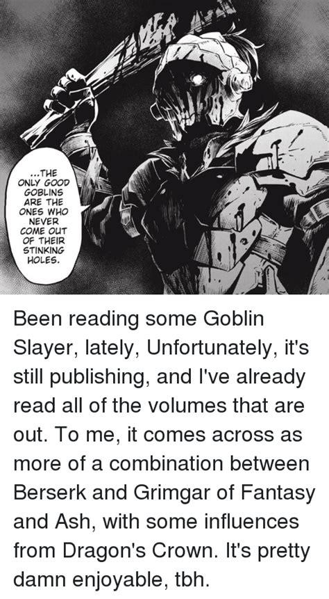 Goblin Slayer Meme
