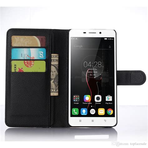 Lenovo S8 Play A5860 Leather Flip Cover Window Casing Sarung Unik diforate new arrival luxury leather wallet phone flip