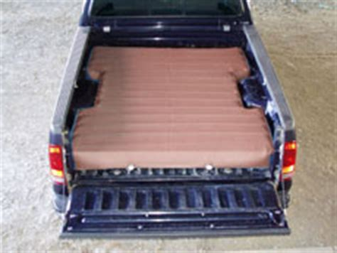 Up Mattress For Truck Bed by Truck Bed Air Mattresses By Truck Bedz And Airbedz