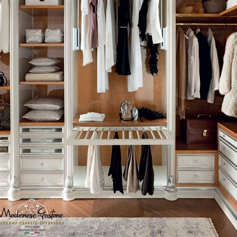 bespoke  accessorized walk  closet bedroom bella
