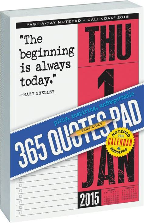Do Calendars Need An Isbn 365 Daily Quotes Calendar Page A Day