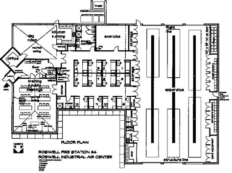 station floor plan station 4 renovation floor plan