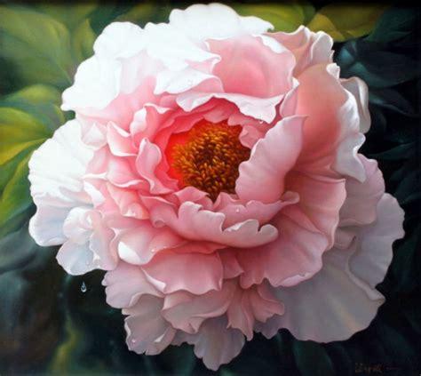 peony flower easthong