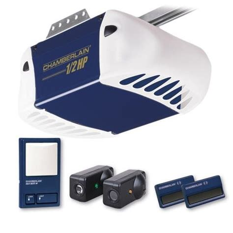 Garage Door Opener Sales by Black Friday Chamberlain Pd432d 1 2 Horsepower Drive