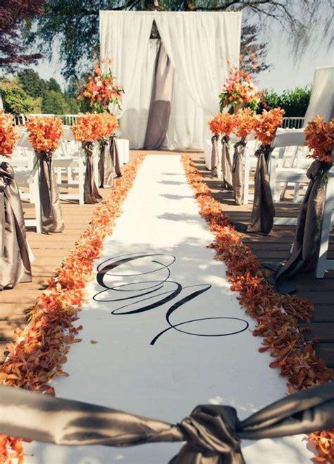 7 Ideas For A Fall Wedding by Wedding Ideas Wedding Decorations Fall Weddings Pumpkin
