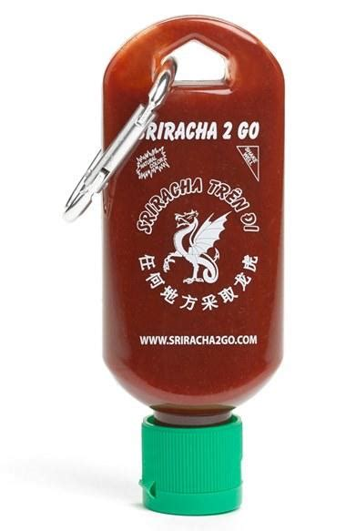 sauce keychain sriracha 2 go refillable sauce from nordstrom