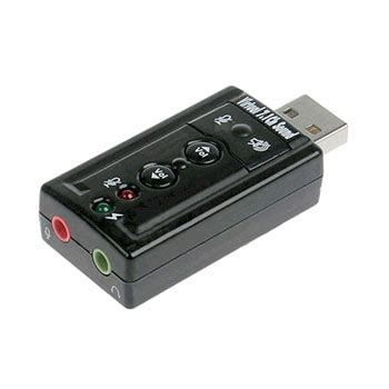 dynamode external 7.1 usb sound card adaptor ln44668 usb