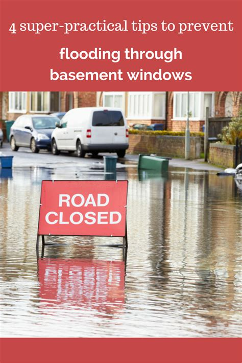 how to prevent your basement from flooding how to prevent flooding through basement window protect
