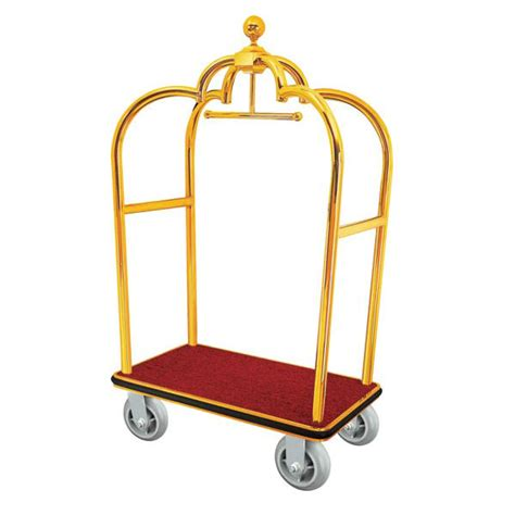 Trolley Bellboy bellhop luggage cart for hotel buy luggage cart for