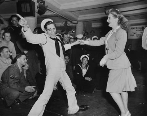 swing dance hawaii wwii uso dances events on pinterest killer joe swing