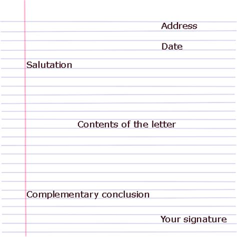 Formal Letter Format Hsc Board Omtex Classes Tips For Letter Writing