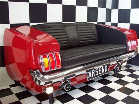 cars couch muscle car couch love it i would put it in the garage