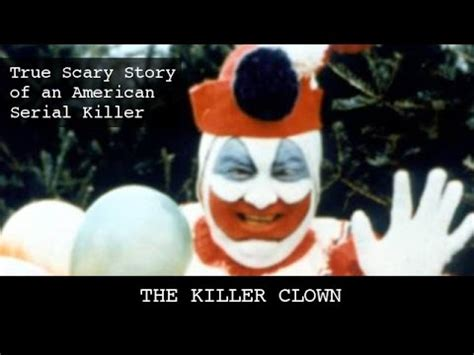 killer in story top scary stories that are true the killer clown true