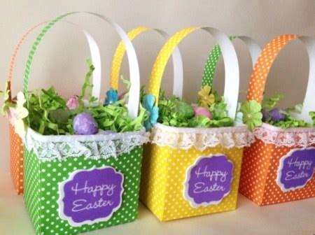homemade easter basket ideas homemade easter baskets thriftyfun