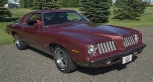 1974 Pontiac Grand Am For Sale 1974 Pontiac Grand Am 2 Door Model H37 1974 Pontiac