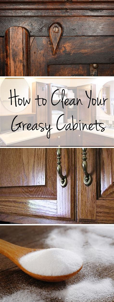 How To Clean Greasy Cabinets In Kitchen | how to clean your greasy cabinets cleaning tips