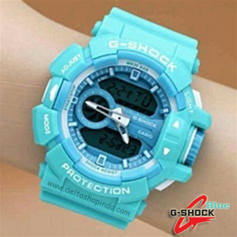 Jam Tangan Pria Merk Casio Gshock Ga 400 Ga400 Autolight Active 1 jual jam tangan casio g shock gmix ga 400 putih delta shop indo