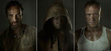 The Walking Dead Iii the walking dead season 3 cast photos exclusive