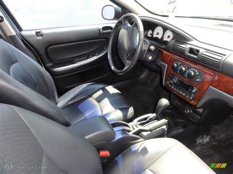 Dodge Stratus Interior by 2001 Dodge Stratus Es Sedan Interior Photo 51153680