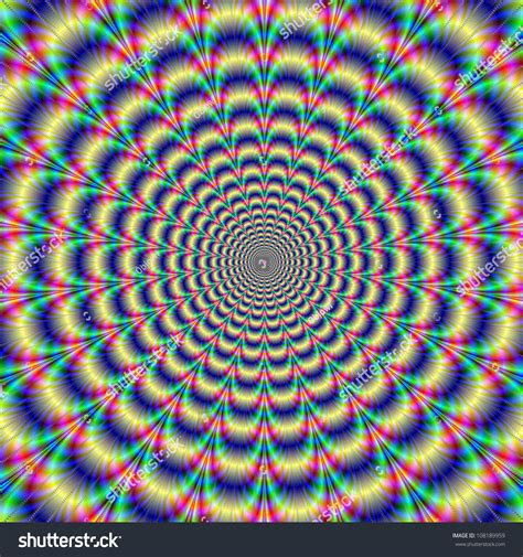 optical pattern photography psychedelic pulsedigital abstract image psychedelic
