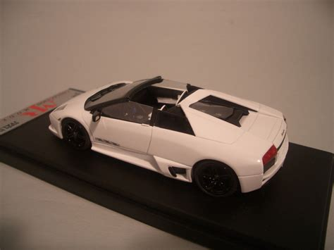 Lamborghini Versace Lamborghini Murci 233 Lago Lp640 Roadster Versace 1 43 Mr