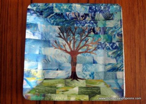 Decoupage Collage Ideas - 1000 images about neat ideas on wine glass