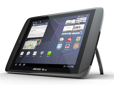 android reviews archos g9 android tablet series gadgetsin
