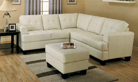 coaster 501711 beige leather sectional sofa a sofa