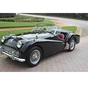 1962 Triumph TR3 A  SOLD Vantage Sports Cars