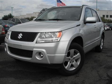 Suzuki Grand Vitara For Sale Used Used 2007 Suzuki Grand Vitara 4wd Sport Utility 12 990 00