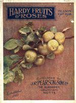 r hardy vegetables ltd a history of the seed and nursery catalogue in