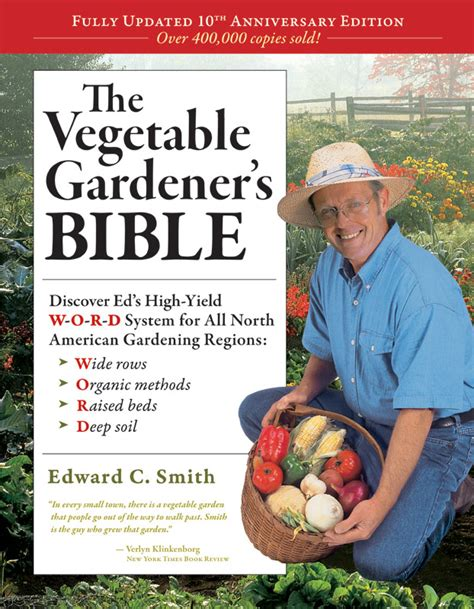 Vegetable Gardening Book 6 Great Books For New Gardeners Bonnie Plants