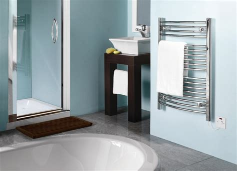 will a towel rail heat a bathroom the best electric heating for your home