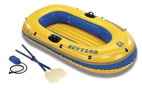 opblaasboot elektromotor fishlander 174 gt inflatable boats gt sevylor inflatable