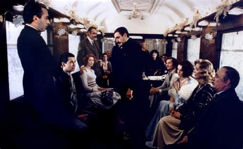 Murder Orient Express 1974 Film The 10 Best Movies Based On The Works Of Agatha Christie 171 Taste Of Cinema Movie Reviews And