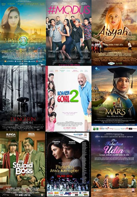daftar film bioskop remaja indonesia daftar 9 film indonesia rilis tayang mei 2016 terbaru