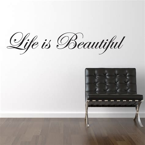 beautiful wall stickers is beautiful wall sticker wall quotes wall stickers