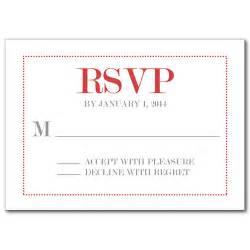 responding to wedding rsvp cards response cards
