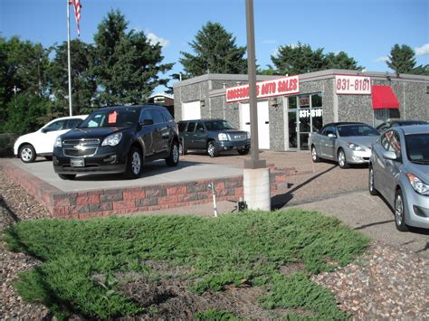 crossroads auto sales eau wi read consumer