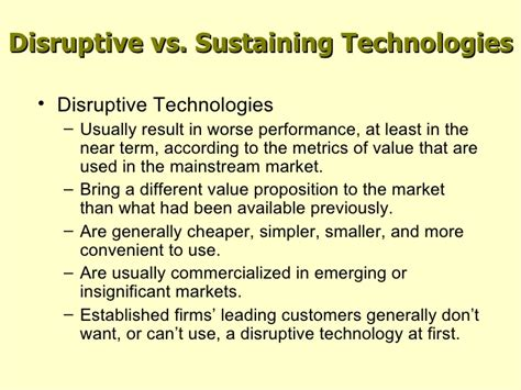 Define Mba Abbreviation by The Innovators Dilemma Term Paper