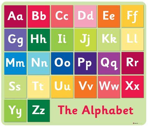 Animal Alphabet Wall Stickers alphabet signs