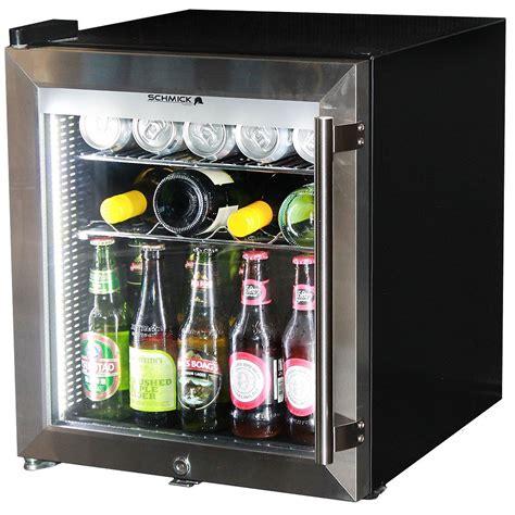 Glass Mini Bar Glass Door Bar Fridge Tropical