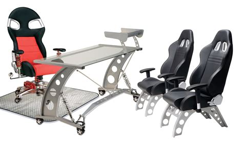 race car desk chair car guy garage 5 piece race car automotive office furniture