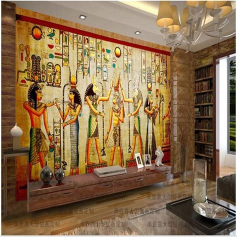 28 egyptian wall murals compare prices on egyptian