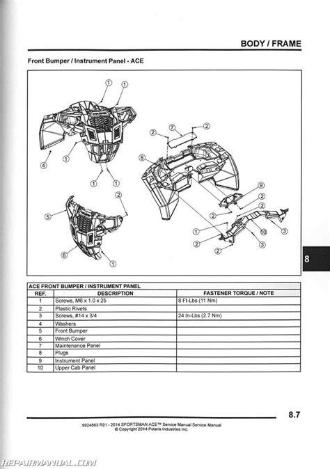 1996 polaris sportsman 400 wiring diagram wiring diagram