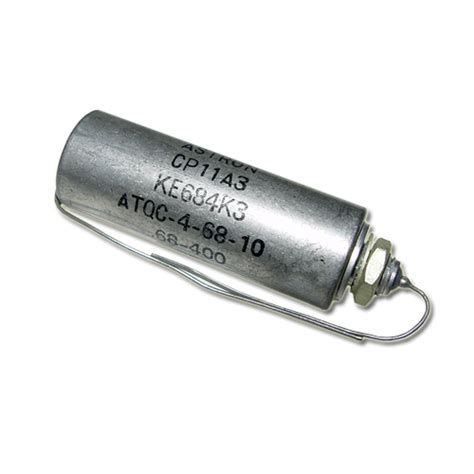 astron capacitor cp11a3ke684k3 astron capacitor 0 68uf 400v hermetically sealed axial 2020000896