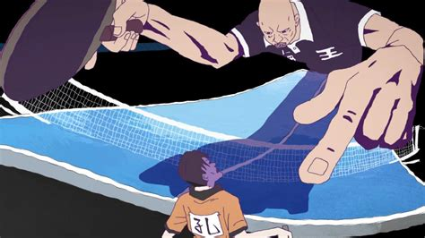 Ping Pong The Animation aya suzuki in own words all the anime