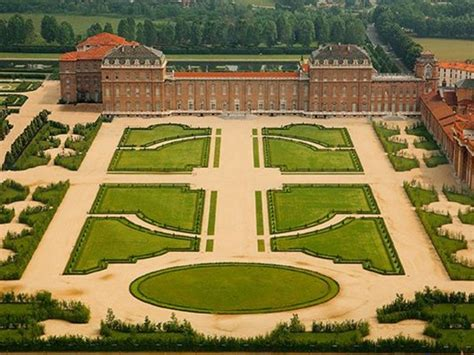 giardini della reggia di venaria giardini della reggia di venaria reale e parco la mandria